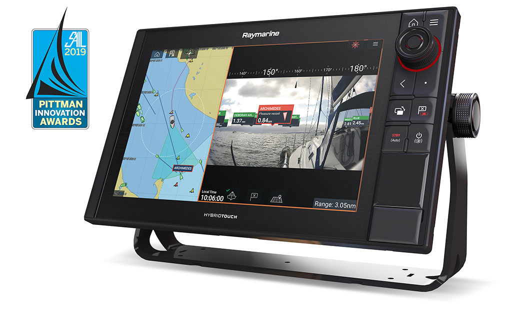 Raymarine Technology Receives 2019 Pittman Innovation Award | Raymarine - A Brand by FLIR
