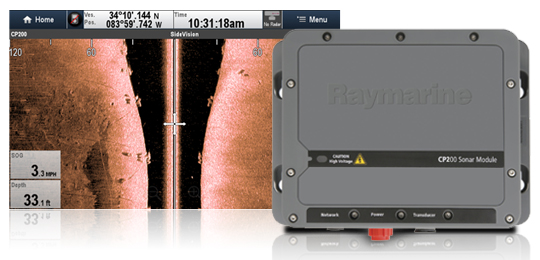 Find out more about CP200 | Raymarine by FLIR