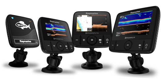 Explore All Dragonfly | Raymarine by FLIR