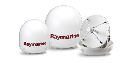 Explore All Satellite TV | Raymarine by FLIR