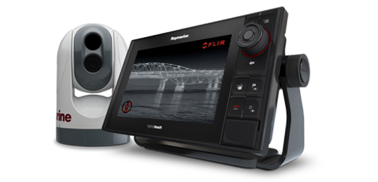 Explore All Thermal Cameras | Raymarine by FLIR