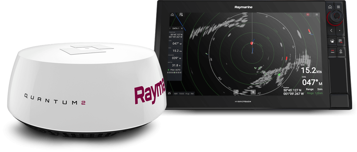 Marine Electronics for First Responders - Marine Radar | Raymarine - A Brand by FLIR