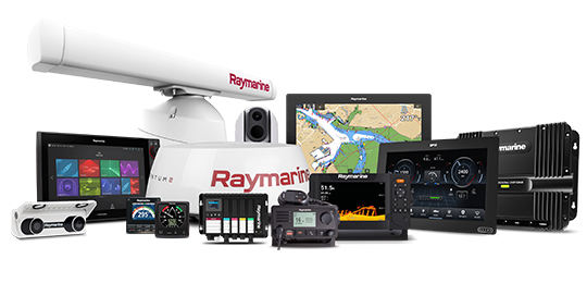 Raymarine Product Groups | Raymarine - A Brand by FLIR