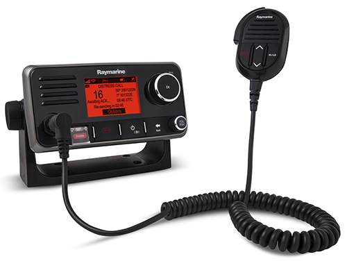 Ray70 Multifunction Radio System | Raymarine