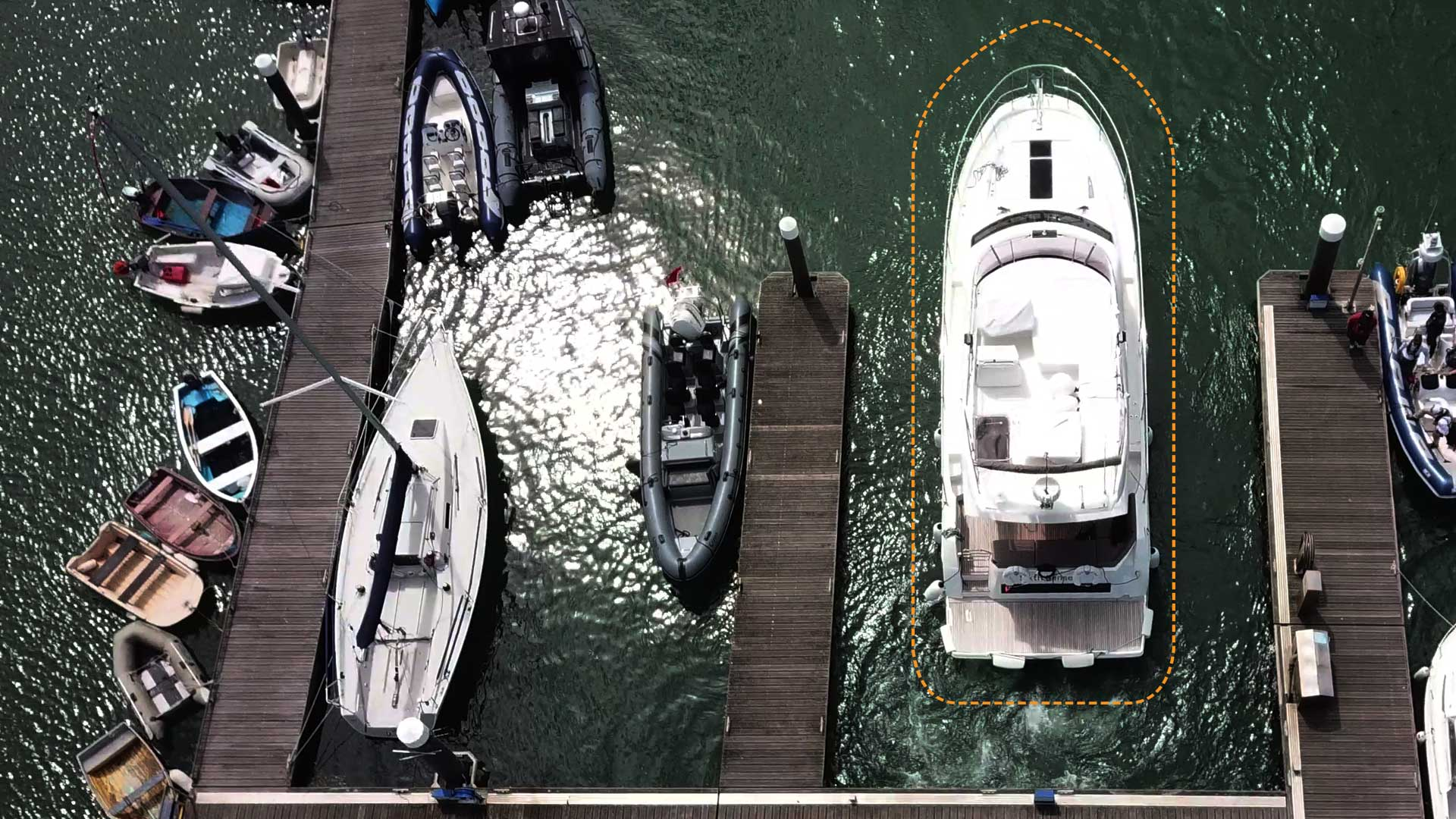 DockSense - The Docking Challenge | Raymarine - A Brand by FLIR