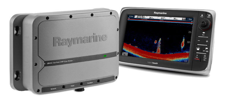 CP450C with ClearPulse CHIRP Sonar Technology | Raymarine