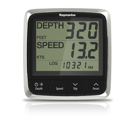 i50 Tridata Instrument Display | Raymarine