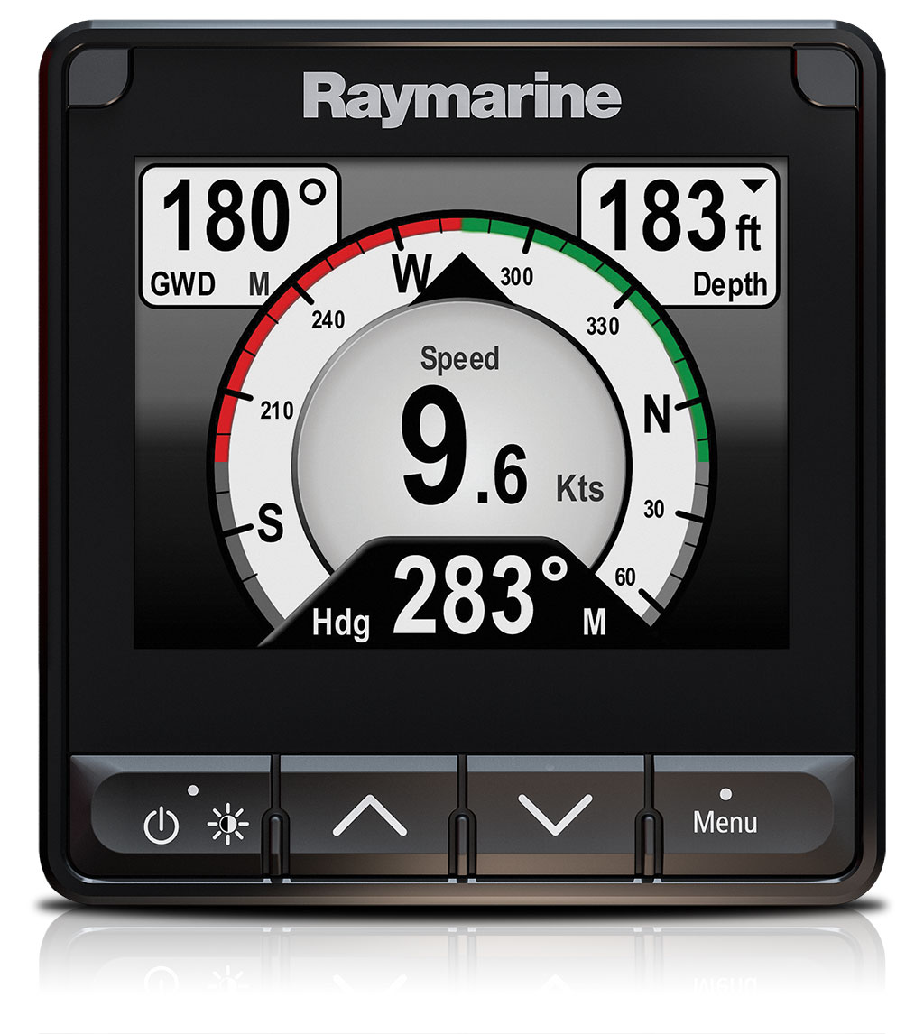 i70s Data Views | Raymarine by FLIR
