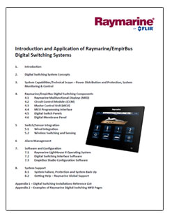 Download Digital Switching Whitepaper | Raymarine