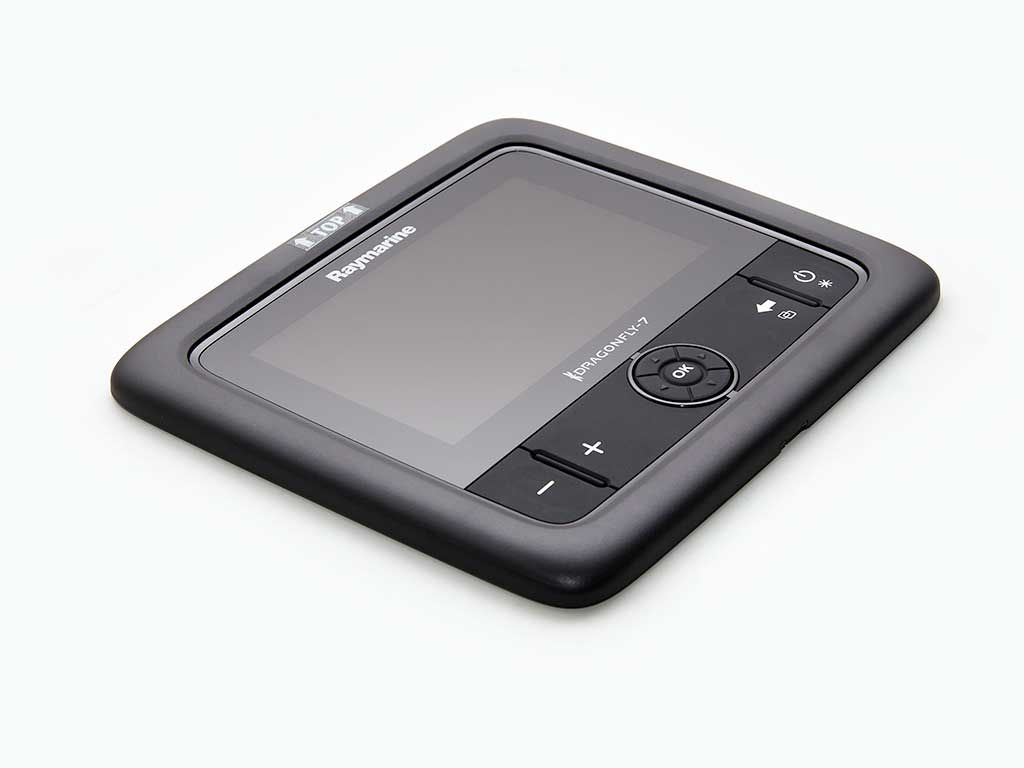 Dragonfly 7PRO Flush Mount Kit | Raymarine