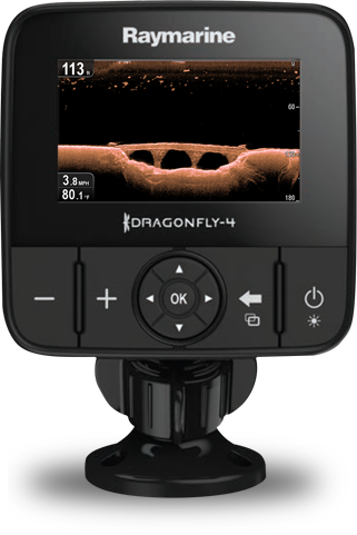 Dragonfly 4 Technical Specifications | Raymarine - A Brand by FLIR