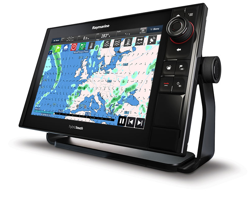 NEW GRIB Viewer Global Weather App | Raymarine by FLIR