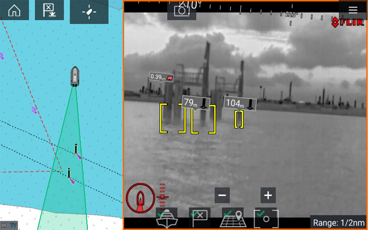 LightHouse Annapolis - 3 9 Software Update | Raymarine - A