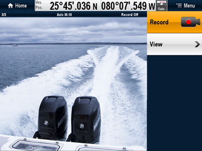 IP Camera Support | Raymarine