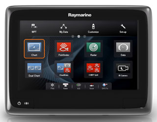 a9 Ordering Information | Raymarine