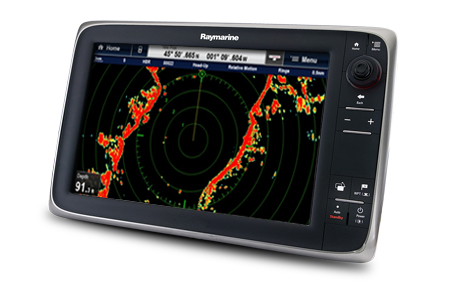 c12 with Thermal Screen | Raymarine