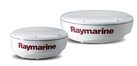 Digital and HD Digital Radome Antennas | Raymarine