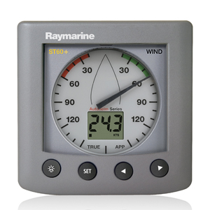 Raymarine ST60+ Wind Instrument Display