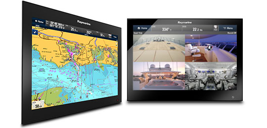 Find out more about the gS Series Models | Raymarine by FLIR