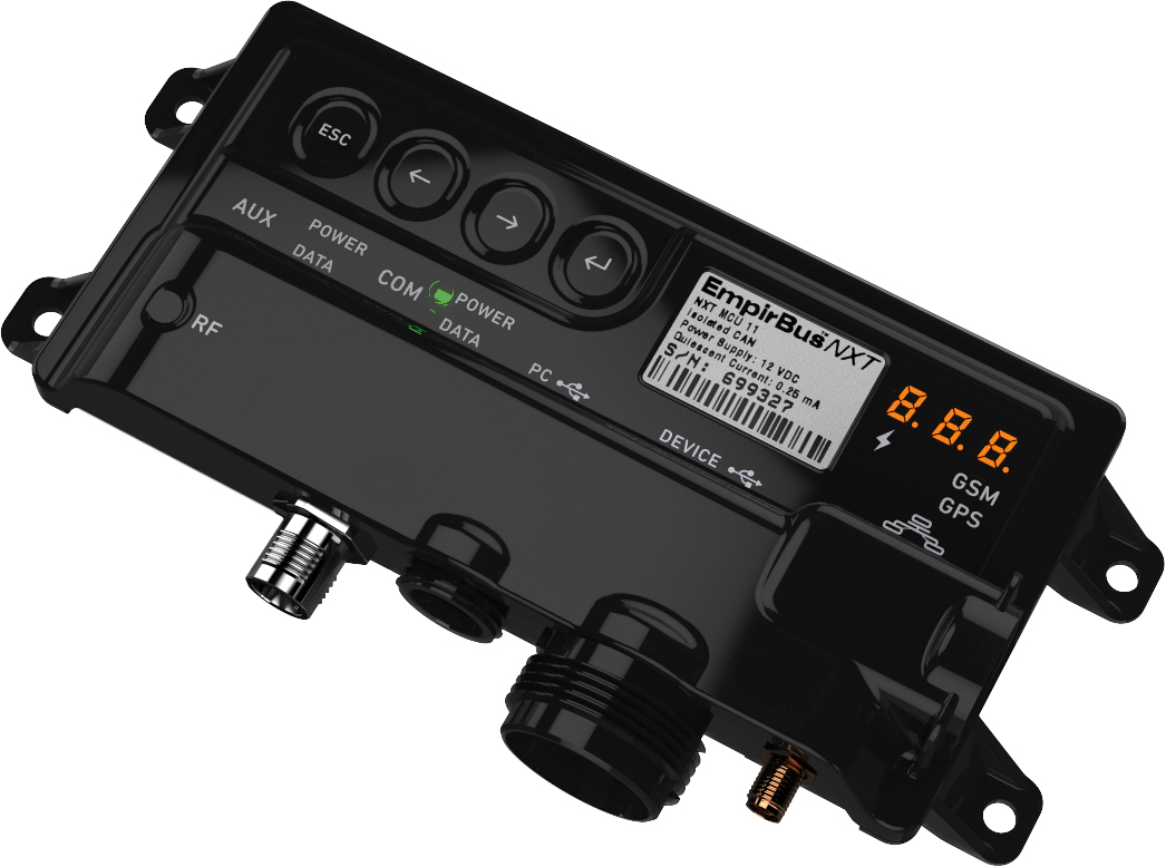 Figure 4 Digital Circuit Control Modules (CCMs) are multi-channel devices programmable to support the specific loads connected to them | Raymarine - A Brand by FLIR