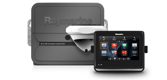 Software updates for Autopilots | Raymarine by FLIR