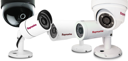 Explore All Marine Cameras | Raymarine by FLIR