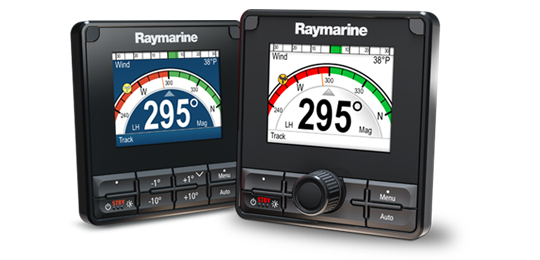 p70s and p70Rs Autopilot Control Heads | Raymarine by FLIR