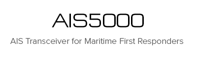 NEW NEW AIS5000 - Transceiver for Maritime First Responders | Raymarine - A Brand by FLIR