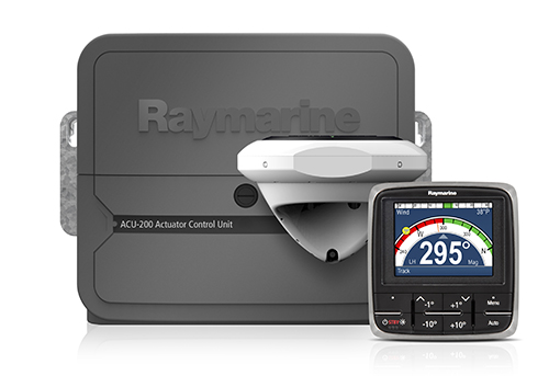 Evolution Group ACU-200 | Raymarine by FLIR