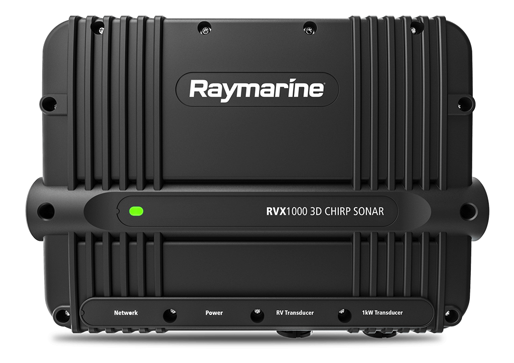RVX1000 High-Performance 3D Sonar Module | Raymarine by FLIR
