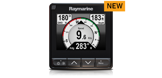 Find out more about the i70s Instrument | Raymarine - A Brand by FLIR