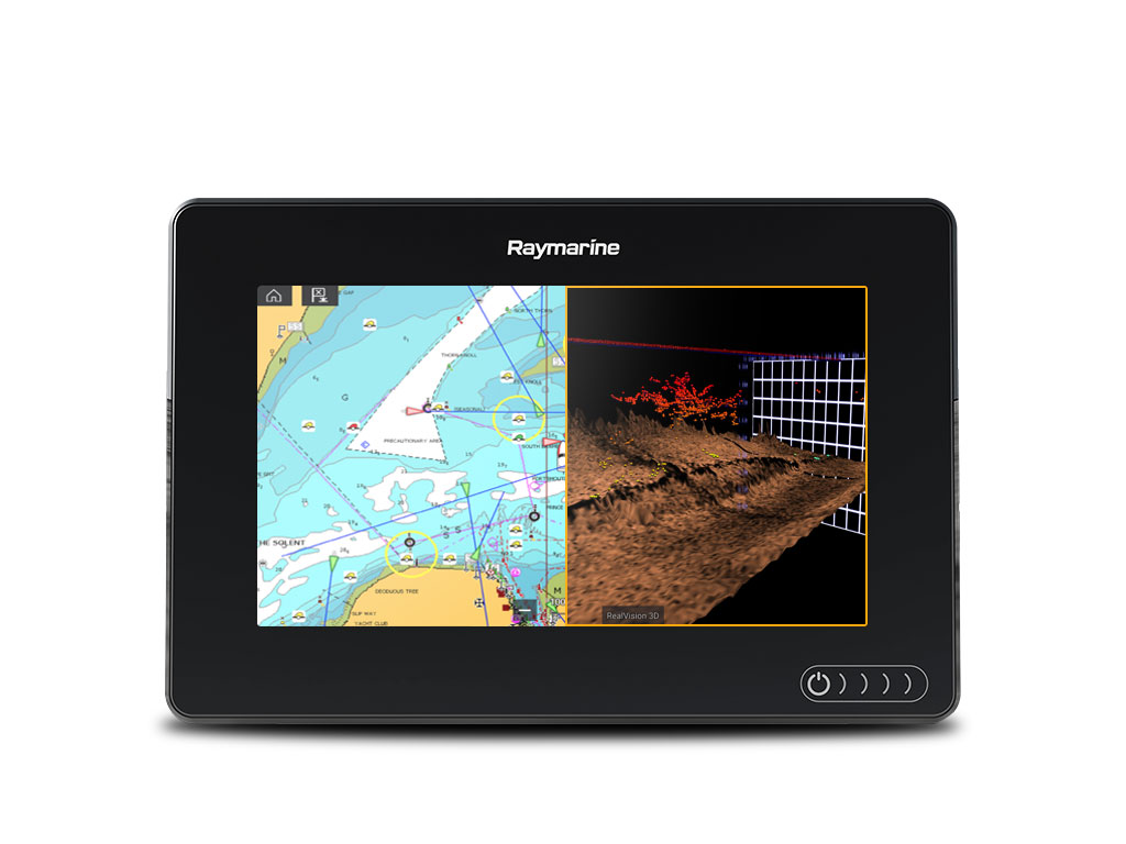 Learn more about Axiom 7 | Raymarine by FLIR