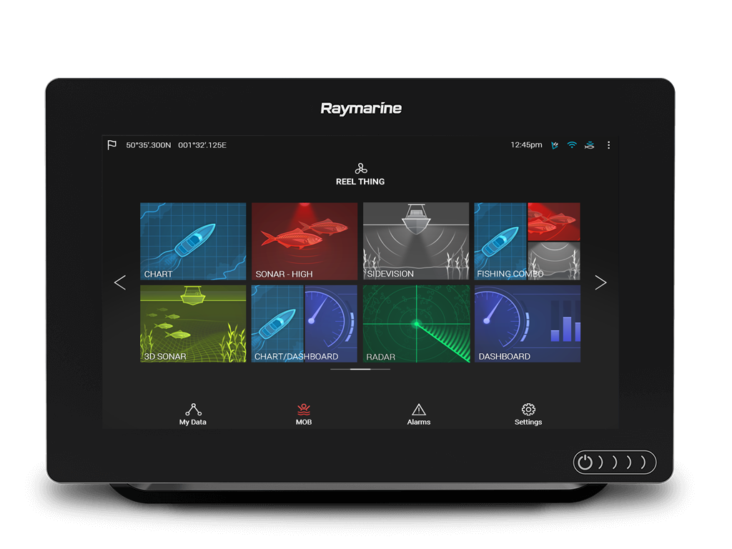 Axiom 9 Technical Specifications | Raymarine by FLIR