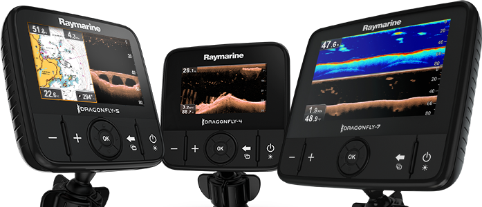 Dragonfly 4, 5 and 7PRO | Raymarine