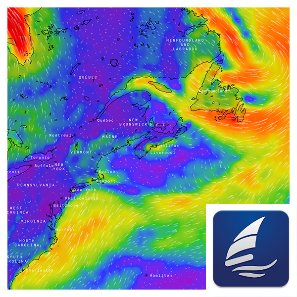 Download PredictWind Marine Forecasts App | Raymarine by FLIR