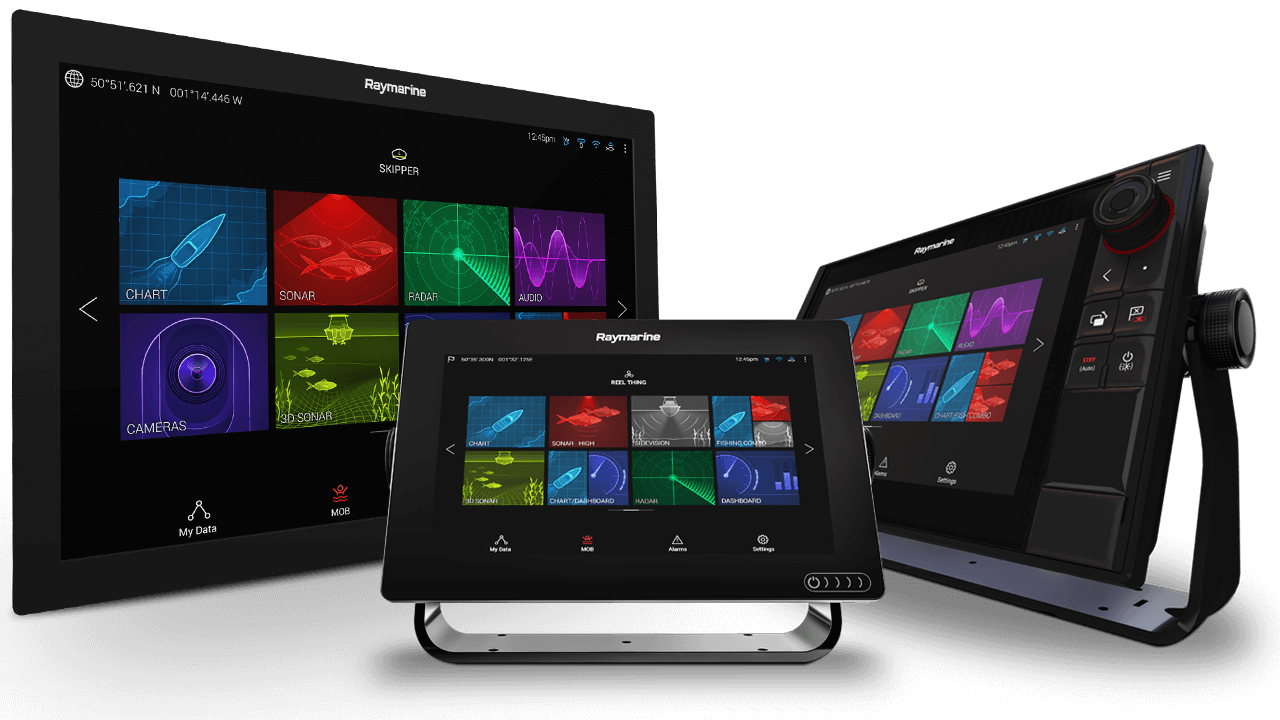 Download LightHouse 3.7 For Axiom, Axiom Pro & Axiom XL | Raymarine - A Brand by FLIR