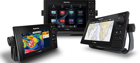 Explore the new face of navigation – the new eS Series | Raymarine by FLIR