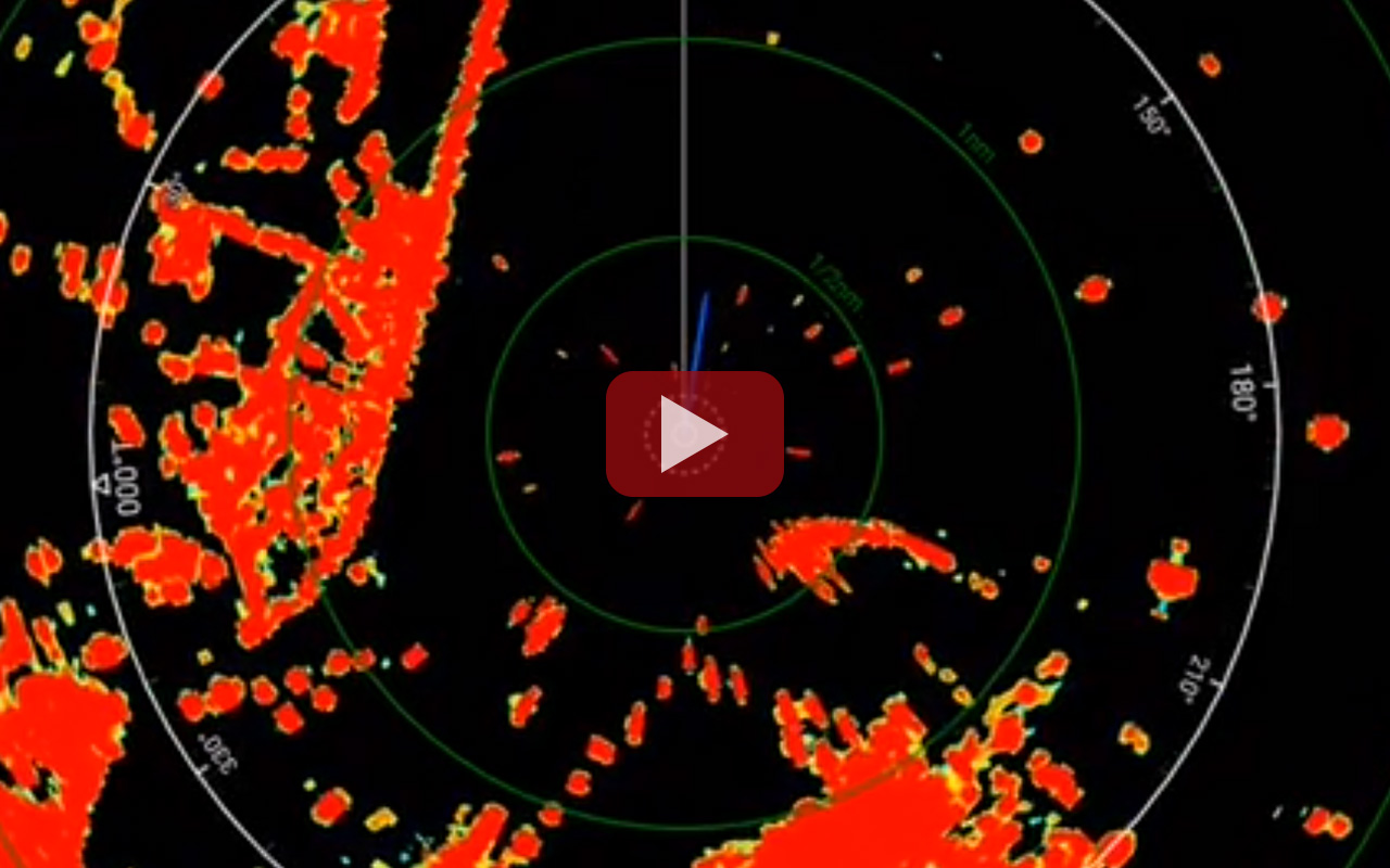 NEW Magnum Radar - Real Time Heading Updates | Raymarine - A Brand by FLIR